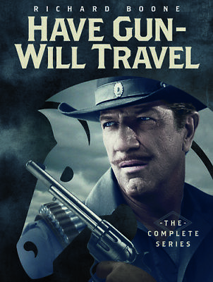 $54.89 • Buy Have Gun Will Travel: The Complete Series [New DVD] Boxed Set, Full Fr