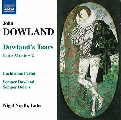 £3.49 • Buy Dowland - Complete Lute Works, Vol 2 -  CD CEVG The Cheap Fast Free Post The