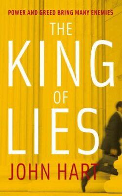 £3.49 • Buy The King Of Lies By Hart, John Paperback Book The Cheap Fast Free Post