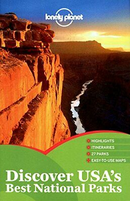 £3.29 • Buy Lonely Planet Discover USA's Best National Parks (Trave... By Sainsbury, Brendan