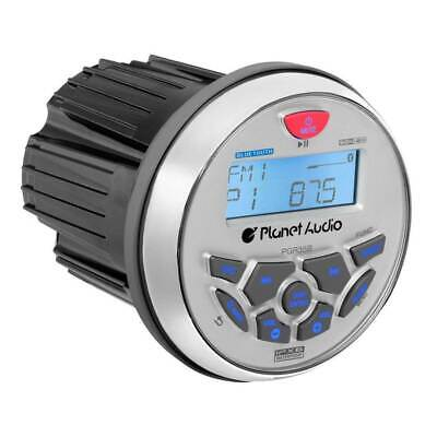 $71.89 • Buy Planet Audio 3.5 Inch Marine MP3/Radio Bluetooth Boat Stereo Receiver   PGR35B