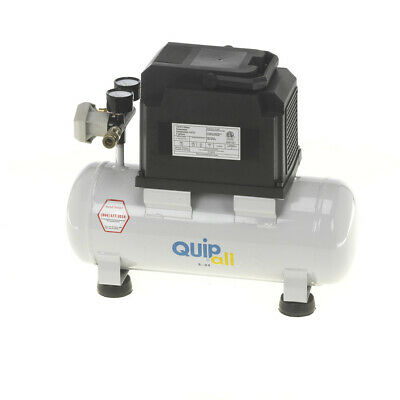 View Details Quipall 2-.33 Oil Free Compressor, 1/3 HP, 2 Gallon,Steel Tank New • 60.64$
