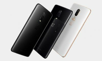 View Details OnePlus 6 A6003 64/128/256GB Mobile Smartphone Black/White/Red Unlocked/EE • 229.99£