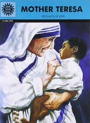 $22.65 • Buy MOTHER TERESA (800) By NA Book The Fast Free Shipping