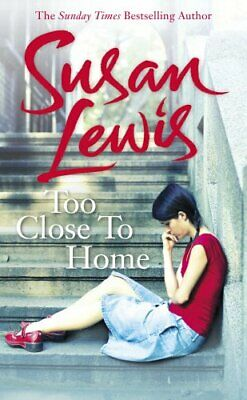 £3.99 • Buy Too Close To Home By Lewis, Susan Book The Cheap Fast Free Post