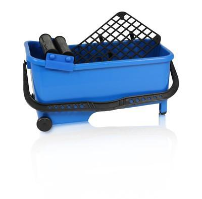 WashBoy Set Tile Cleaning Set Bucket With Floor Grate, Glazing Tool (9907) • 28.99£