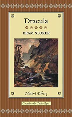 Dracula (Collector's Library) By Stoker, Bram Hardback Book The Cheap Fast Free • 6.49£