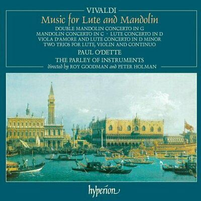 £3.49 • Buy Vivaldi: Music For Lute And Mandolin -  CD I4VG The Cheap Fast Free Post The