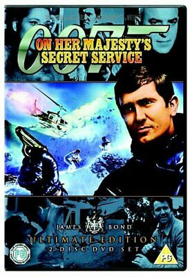 James Bond - On Her Majesty's Secret Service (Ultimate Edition 2 ... - DVD  0YVG • 4.72£