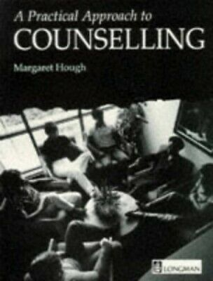 Practical Approach To Counselling By Hough, M Paperback Book The Cheap Fast Free • 7.97£