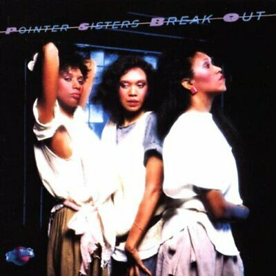 £3.49 • Buy Pointer Sisters - Break Out - Pointer Sisters CD K5VG The Cheap Fast Free Post