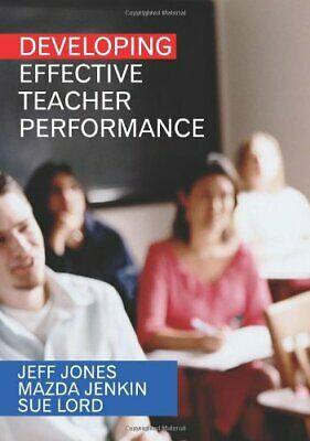 £3.29 • Buy Developing Effective Teacher Performance By Dale, Sue Paperback Book The Cheap