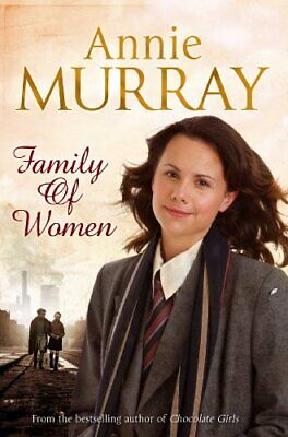 Family Of Women By Murray, Annie Book The Cheap Fast Free Post • 4.99£