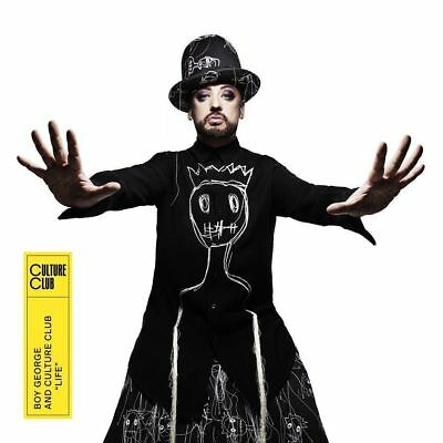 £6.50 • Buy BOY GEORGE And CULTURE CLUB LIFE CD (Released October 26th 2018)
