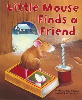 £2.79 • Buy Large Childrens Bedtime Story Little Mouse Finds A Friend Picture Book Kids 2198