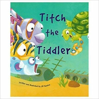 £2.79 • Buy Large Childrens Bedtime Story - Titch The Tiddler - Fish Picture Book Kids 2196