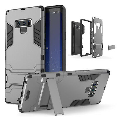 $ CDN8.54 • Buy For Samsung Galaxy S7 S8+ S9+ Hybrid Armor Case Shockproof Rugged Bumper Cover