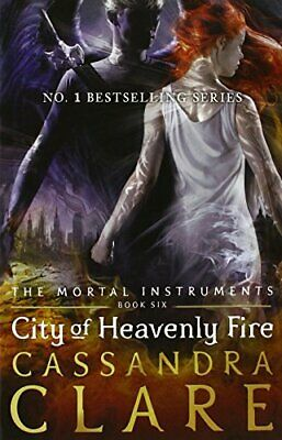 City Of Heavenly Fire - The Mortal Instruments Book 6 By Clare, Cassandra Book • 6.99£