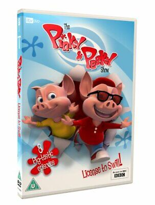 The Pinky And Perky Show: License To Swill! [DVD] - DVD  YIVG The Cheap Fast • 3.49£