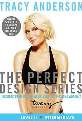 £4.75 • Buy Toning EXERCISE DVD - TRACY ANDERSON The Perfect Design Series LEVEL 2!