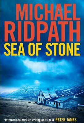 £3.99 • Buy Sea Of Stone: 4 (A Magnus Iceland Mystery) By Ridpath, Michael Book The Cheap