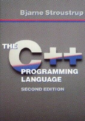 The C++ Programming Language By Stroustrup, Bjarne Hardback Book The Cheap Fast • 5.49£