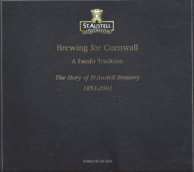 £5.49 • Buy Brewing For Cornwall: A Family Tradition - The Story O... By Luck, Liz Paperback