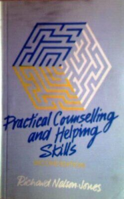 £5.49 • Buy Practical Counselling Skills By Nelson-Jones, Richard Book The Cheap Fast Free