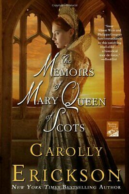 £3.99 • Buy The Memoirs Of Mary Queen Of Scots By Erickson, Carolly Book The Cheap Fast Free