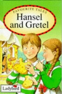 Hansel And Gretel (Ladybird Favourite Tales) By Daly, Audrey Hardback Book The • 3.99£