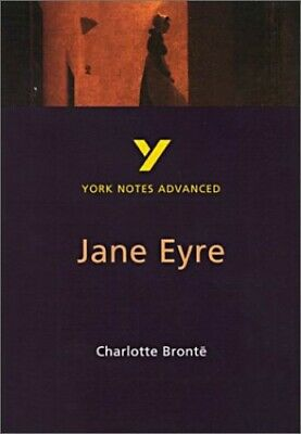 Jane Eyre: Study Notes (York Notes Advanced) By Sayer, Dr Karen Paperback Book • 3.99£