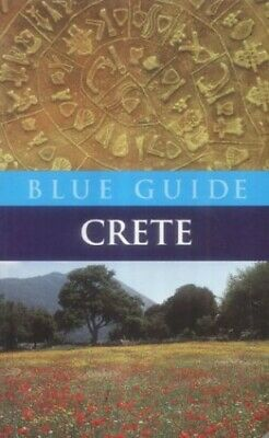 Blue Guide Crete (7th Edn) (Blue Guides) Paperback Book The Cheap Fast Free Post • 6.99£
