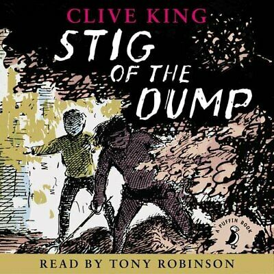 Stig Of The Dump (A Puffin Book) By King, Clive CD-Audio Book The Cheap Fast • 6.99£