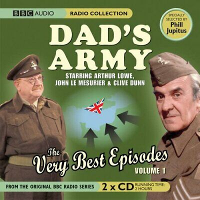 £9.99 • Buy Dad's Army: The Very Best Episodes: Volume 1: V. 1 (B... By David Croft CD-Audio
