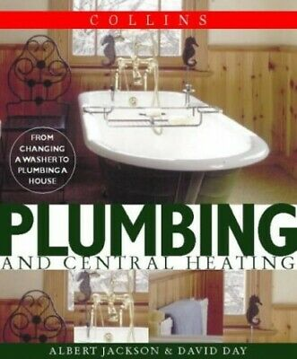 £5.49 • Buy Plumbing And Central Heating By Day, David Paperback Book The Cheap Fast Free