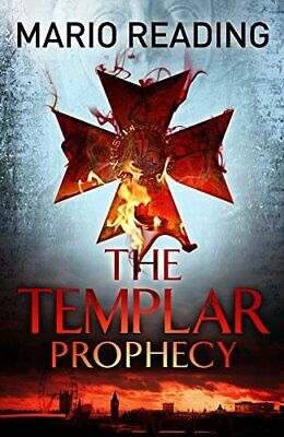 £2.59 • Buy The Templar Prophecy: John Hart Series By Mario Reading Book The Cheap Fast Free