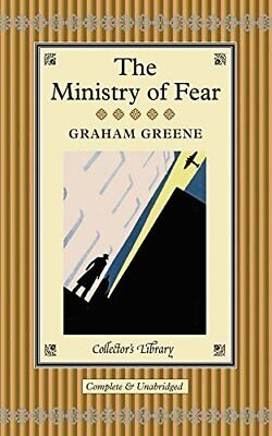 The Ministry Of Fear (Collectors Library) By Greene, Graham Book The Cheap Fast • 11.99£