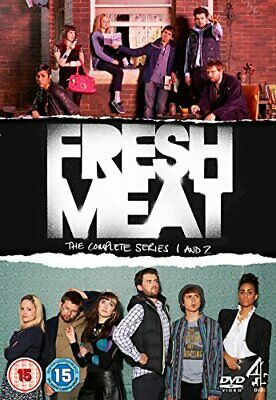 £3.49 • Buy Fresh Meat - Series 1-2 [DVD] - DVD  ICVG The Cheap Fast Free Post