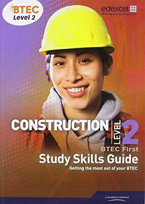 £6.49 • Buy Btec Level 2 First Construction Study Gu By Topliss, Simon Book The Cheap Fast