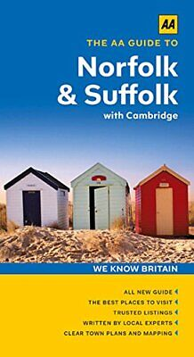 £13.99 • Buy The AA Guide To Norfolk & Suffolk: With Cambridge By Carole French Book The