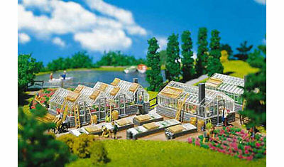 FALLER Commercial Nursery Model Kit II HO Gauge 130213 • 25.60£