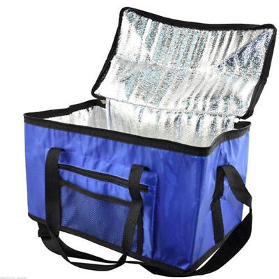 £8.95 • Buy 28l Extra Large Cooling Cooler Cool Bag Box Picnic Camping Food Ice Drink Lunch