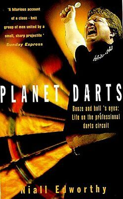 £6.99 • Buy Planet Darts By Edworthy, Niall Paperback Book The Cheap Fast Free Post