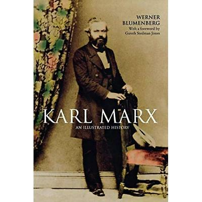 Karl Marx: An Illustrated Biography - Paperback NEW Werner Blumenbe 2000-06-17 • 16.42£