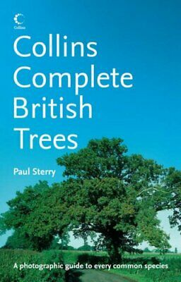 £10.99 • Buy Collins Complete Guide To British Trees: A Photogra... By Sterry, Paul Paperback