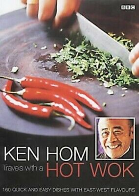£3.59 • Buy Ken Hom: Travels With A Hot Wok: 160 Quick And Easy Dish... By Ken Hom Paperback
