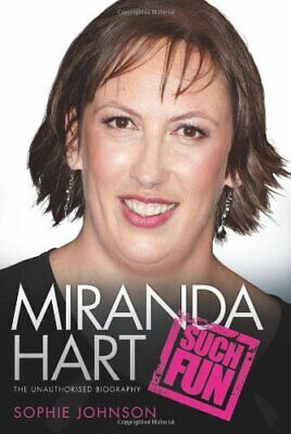 £3.99 • Buy Miranda Hart - Such Fun By Sophie Johnson Book The Cheap Fast Free Post