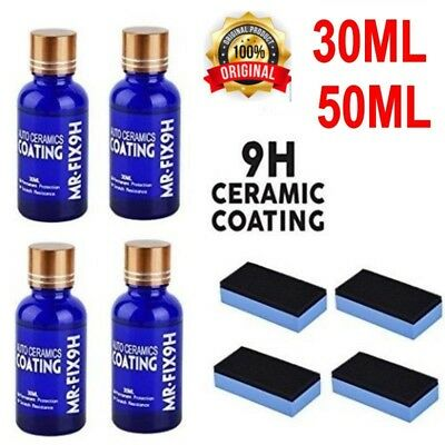 $4.99 • Buy 30ML/50ML 9H MR FIX SUPER CERAMIC CAR COATING Wax - New Arrival