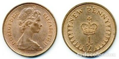 1p 1971 NEW PENCE COIN *VERY RARE*  • 20£