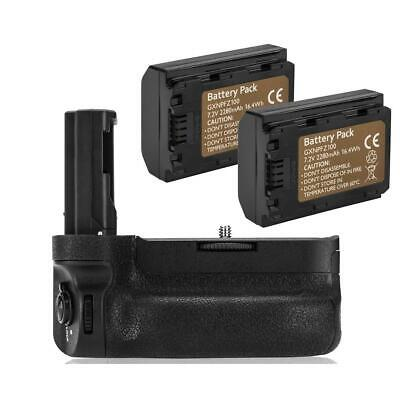 $ CDN149.07 • Buy Green Extrem VG-C3EM Battery Grip For Sony A9, A7 III, A7R III With 2 NP-FZ100